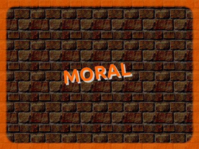 garder le moral