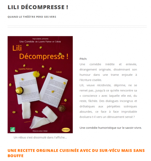 invitation lili decompresse